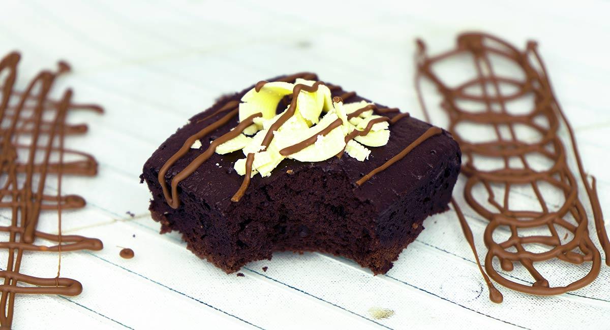 Receta de Brownie proteico 02 (Blog Vitobest)