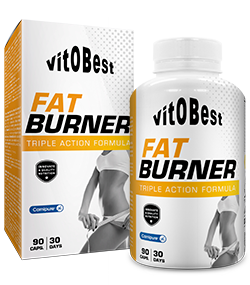 FAT BURNER PLUS TRIPLE ACCION
